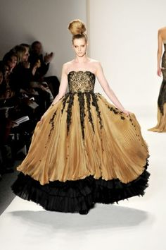 Zang Toi show next week cannot wait.  I live for Haute Couture....