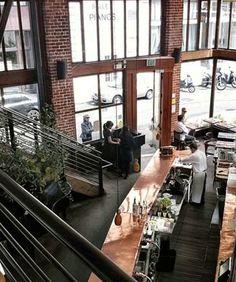 Zuni Cafe in San Francisco