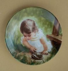 Backyard Discovery Miniature Mini Plate Donald Zolan COA Child ...