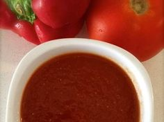 Recipe 'My Kids Don't Know The Difference' Tomato Sauce (Ketchup) by KrissyB - Recipe of category Sauces, dips & spreads Thermomix Tomato Ketchup Recipe, Homemade Tomato Sauce, Baby Food Recipes, Cooking Recipes, Healthy Recipes, Savoury Recipes, Healthy Food, Bellini Recipe, Low Carb Sauces