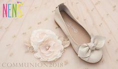 Communion shoes NENS 2018   Zapatos de comunión NENS Soft leather communion shoes with flexible soles. Ever so elegant on that special day. Bailarinas para comunión y ceremonia #nens #comunion #communion #ballerinas #kidsfashion