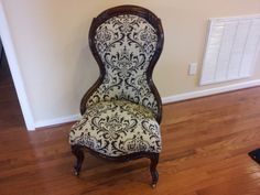 Antique Victorian Chair $300 - AMELIA COURT HOUSE http://furnishly.com/catalog/product/view/id/4390/s/antique-victorian/