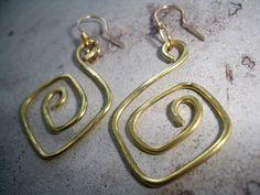 Earrings from my sister