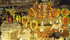 1,1 millones de turistas visitarán Río de Janeiro en Carnaval - Gabriel Hilsaca Acosta