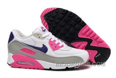 http://www.bejordans.com/free-shipping6070-off-order-nike-air-max-90-womens-running-shoes-on-sale-white-purple-pink-fibrj.html FREE SHIPPING!60%-70% OFF! ORDER NIKE AIR MAX 90 WOMENS RUNNING SHOES ON SALE WHITE PURPLE PINK FIBRJ Only $96.00 , Free Shipping!