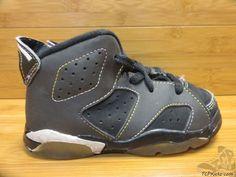Vtg OG 2010 Nike Air Jordan VI 6 s sz 7c VII Lakers Retro Infrared Black White #Jordan #Athletic#tcpkickz Toddler Shoes, Baby Shoes, Air Jordan Vi, Nike Air, Jordans, Athletic, Black And White, Retro, Sneakers