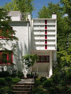 Modern Exterior Design, Pictures, Remodel, Decor and Ideas - page 9