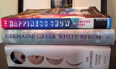 My Most Recent (Adult) Reads - talking reading, fiction, non fiction and two Australian female authors.