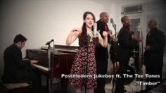 This Doo-Wop Cover of 'Timber' Is Dangerously Catchy