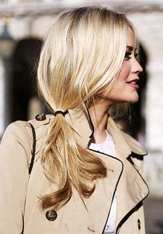 Weekend Hair Inspiration: