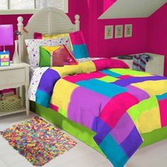 Aly's room?