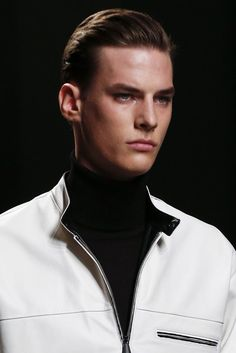 Excellent Male Model Tim Meiresone