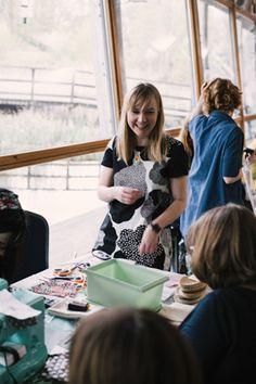 Suzie London's Workshop @ UME Spring Market 2016