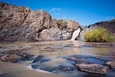Our top waterfall at Sosian, Laikipia, Kenya www.sosian.com