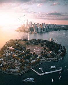 Governor's Island by Ivan Wong - The Best Photos and Videos of New York City including the Statue of Liberty, Brooklyn Bridge, Central Park, Empire State Building, Chrysler Building and other popular New York places and attractions.
