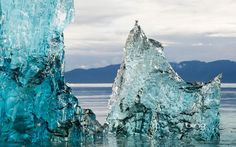 bing images of south sea pearls | Iceberg near enterance to Holkham Bay, Tracy Arm-Fords Terror ...