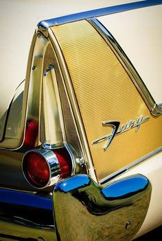 Plymouth Images by Jill Reger - Images of Plymouths - 1958 Plymouth Fury Golden Commando Taillight Emblem Retro Cars, Vintage Cars, Antique Cars, Carros Retro, Kangoo Camper, Plymouth Cars, American Classic Cars, Hood Ornaments, Automotive Art
