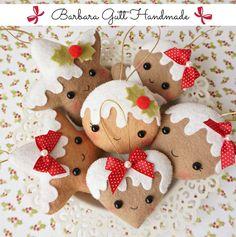 Barbara Handmade...: Pierwsze świąteczne pierniczki {dla Zosi}