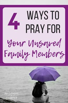 Looking for practical, Biblical Christian guide to help you know how to pray for your unsaved family members? Prayer Quotes For Strength, Pray For Strength, Prayer Scriptures, Bible Teachings, Bible Prayers, Powerful Scriptures, Scripture Verses, Praying For Your Family, Prayer For Family