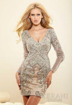 Bonitos vestidos de noches para ocasiones especiales   Tendencias