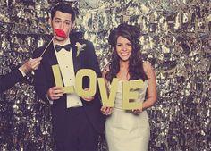 Ideas -  El must have de las bodas 2015, el Photocall o Photobooth   | BodaMás - El Corte Inglés