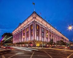 c5321da37305 11 Secrets Of Selfridges - Find out why the US Army once took over the  basement