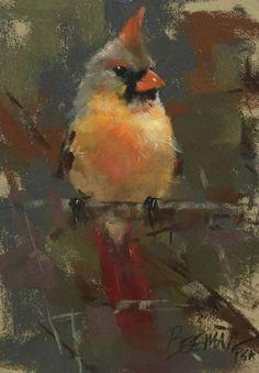 Painting by Mike Beeman American Artist.