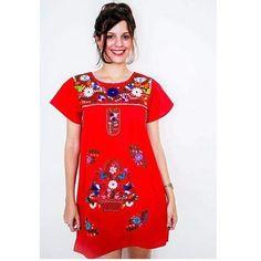 16 Tendencias De Vestidos Bordados De Oaxaca Para Explorar