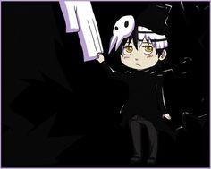 Tags: Anime, SOUL EATER, Death the Kid, Shinigami (SOUL EATER), Kamden (Artist)