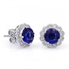 Sapphire is the official birthstone of the month of September and is associated with very attractive features and qualities that are enviable in long-lasting relationships.  Read more: https://jupitergem.com/blog/some-interesting-facts-on-sapphire-jewelry/