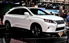 YES.... I would WANT this... and... YESSS... I would DRIVE this... 2014 Lexus RX 350 | Top Car Magazine
