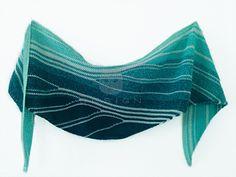Sjø pattern by Katja Löffler