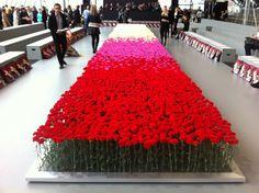 floral runway