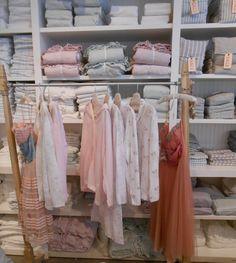 PJ's and prom dresses