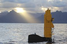 """""""The Azura is now the first grid-connected wave energy device producing power in North America to be validated by a third party—the University of Hawaii—a major milestone for the emerging American marine and hydrokinetic (MHK) energy industry."""""""