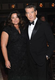Pierce Brosnan & Keely Shaye Smith - 20 Jahre