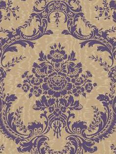Pattern: BC1586324 :: Book: Design by Color Red and Purple Tones by Blue Mountain :: Wallpaper Wholesaler