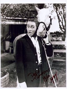 Alan Young (Mister Ed, voice of Scrooge McDuck)