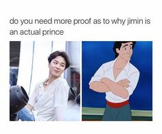 we been knew he was a prince