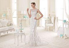 #Nicole #2015Collection #weddingdress #nicolespose  ► http://www.nicolespose.it/it/abito-da-sposa-Nicole-DAMIANA-NIAB15001DI-2015