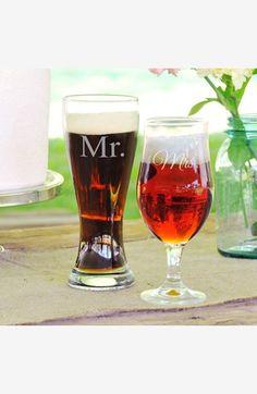 Matching Pilsner Glasses (Set of 2) | Nordstrom