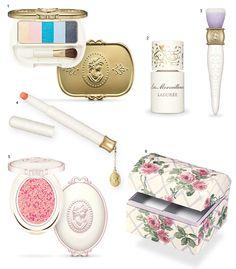 Maquiagem Laduree Les Merveilleuses Summer 2013! Que sonho!!!  Lindo demais!!!