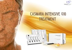 The Casmara Intensive Q10 Treatment is the perfect cure for dry skin, keeping your skin moisturized for up to 24hrs!  #Casmara #IntensiveQ10treatment #Norabode