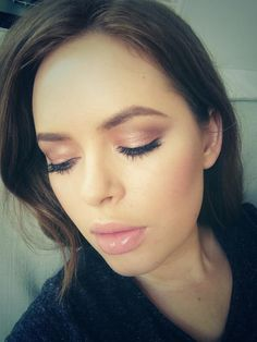 Tanya Burr-this is actually the perfect soft look