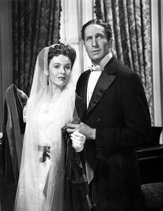 Mary Anderson & Vincent Price