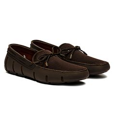 Lace Loafer Brown | Swims > MEN > Shoes