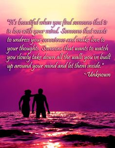 Allow Someone to Fall in Love with You