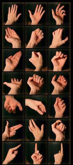 손 그리기 연습용으로 좋을것같아요