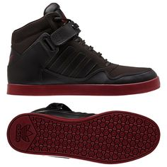 MEN'S ADIDAS ORIGINALS  AR 2.0 SHOES not much for hightops but I like the red