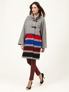 Wool Overcoat by Plenty By Tracy Reese at Gilt